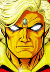 Adam Warlock by Thuddleston