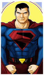 Superman Kingdom come ICON by Thuddleston