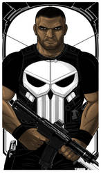Punisher ICON 2 by Thuddleston