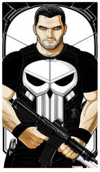 Punisher ICON by Thuddleston