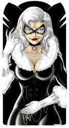 Black Cat ICON by Thuddleston