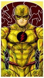 Reverse Flash ICON by Thuddleston