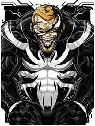 Venom Eddie Brock ICON by Thuddleston