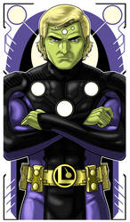 Brainiac 5 by Thuddleston