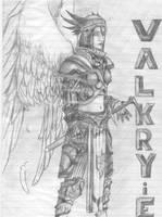 Valkyrie by EzeKeiL