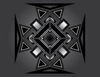 geosymmetric 2 by Evan-Likes-Ink