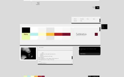 Sublevel.us Desk by VisionsofArt