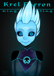 King In Waiting by GhostMotus