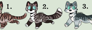 Closed - Chillfrost Litter #8 by Sukida-Adopts