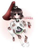 Monochrome Hakama ~    by tsuru96