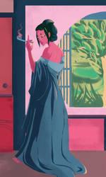 Geisha by riiriia