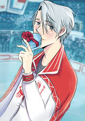 Viktor: Happy White Day! by riiriia