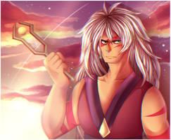 Steven Universe: Jasper by M-ang