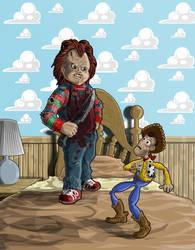 Toy Story by greyfoxdie85