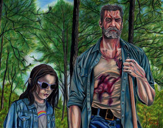 Logan by greyfoxdie85