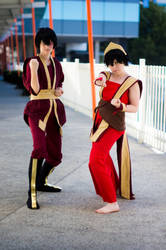 ATlA- Earth and Fire. by messr-remus-lupin