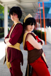 ATLA- Back-To-Back by messr-remus-lupin