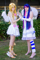 Panty and Stocking- Ready or Not by messr-remus-lupin