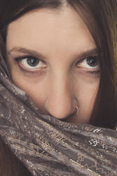 Gypsy Eyes by Daughter-of-Hecate