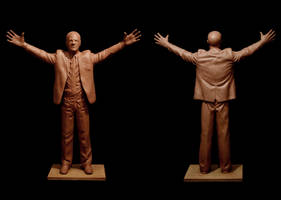 Bill Shankly by chriswalsh