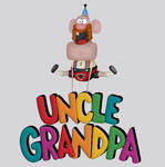 Uncle Grandpa by chriswalsh