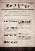 Resume by MayOrnelas