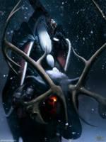 LOC - Bloody Evil Santa Clause (Advanced) by jameszapata