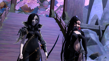 Oh no its those villains from BNS by zombienateisback