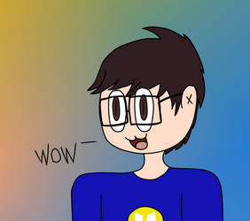 Nate goes wow (new icon) by zombienateisback