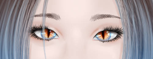 eyes by I-HeLL