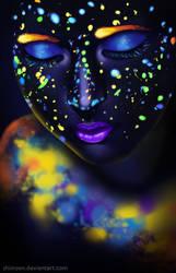Cosmic by LaraHemille