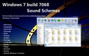 Windows 7 7068 Sound Schemes by Kruper11