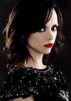 Christina Ricci Vampire by LoveRush
