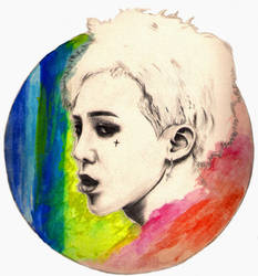 G Dragon - Big Bang by ScarlettCindy