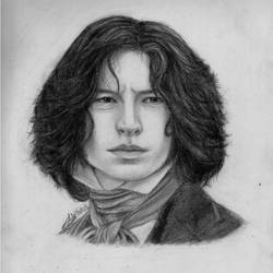 Ezra Miller - Leon Dupuis - Madame Bovary by ScarlettCindy