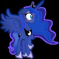 Luna blush. by Coltsteelstallion