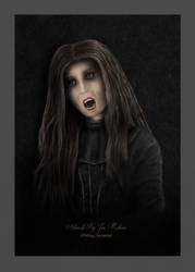 Mrs Ghoul by JPMNeg