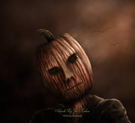 Pumpkin Man by JPMNeg