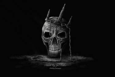 Skull King by JPMNeg
