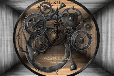 Clock by JPMNeg