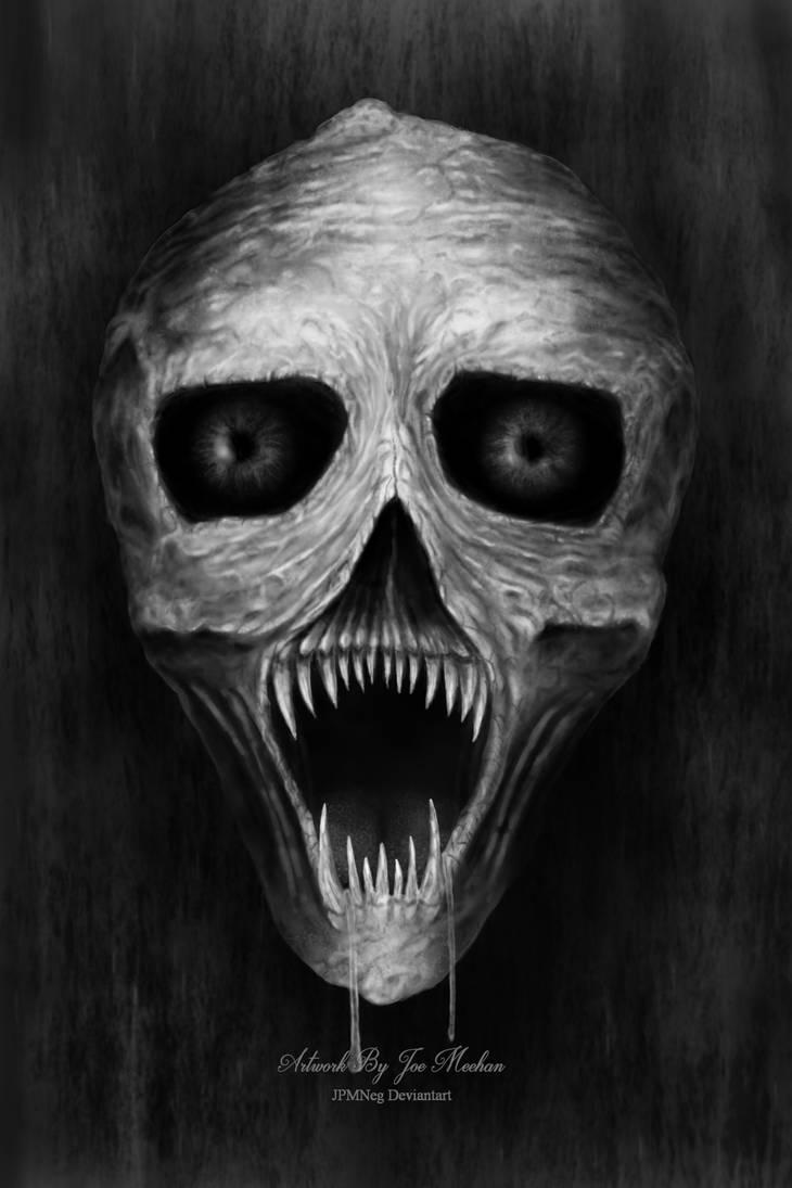 Skull by JPMNeg