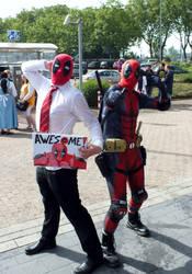 Dokomi 2015 Deadpool by GonFreaks87