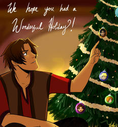 Happy Holidays! by HeSerpenty