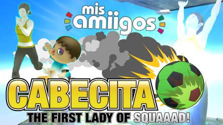 MIS AMIIGOS presents Cabecita by MissVioletMay