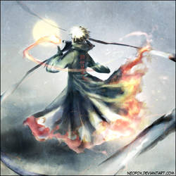 Rokudaime - Naruto by neofox