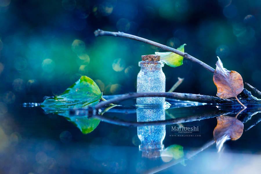 Blue by Marloeshi
