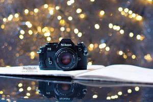 Nikon FG by Marloeshi