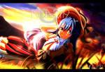 Fairy Tail :Wendy CountrysideXCrossover CC Sakura by nina2119