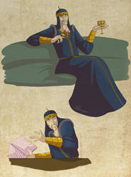 Felix Faust by Morgaer