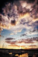 Golden Harbour by BriceChallamel